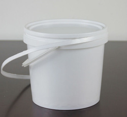 4L plastic bucket for food use industrial use