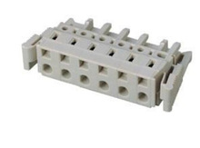 0134-34 Dinkle terminals block spring clip male and female conectors