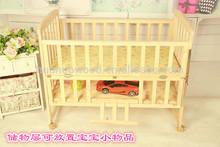 china solid wood crib