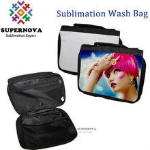 Custom Design Black Wash Bags ,Custom Made Toilet Package
