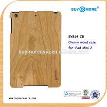 Fashion wood phone covering for ipad mini2 wood phone covering