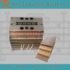 Custom Extrusion Tool Die For PE WPC Hollow Exterior Decking Board