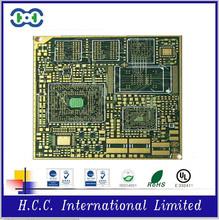 China manufacturing HASL prototype factory electronic OEM PCBA multilayer led pcb assembly SHENZHEN