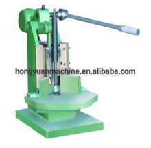 low price hand operat notebook paper corner cutting machine