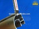 2014 hot selling self-stick weather strip whit 3M/ hot melt glue