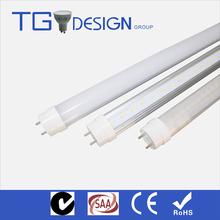 CRI>85 3600LM 5ft led tube light fixture daylight 7yrs warranty