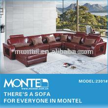 2014 latest home u shape 7 seater sofa set