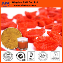 Goji Concentrate Juice 100%China manufacturer top quality good price