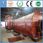 10 ton coal to diesel gasoline pyeolysis plant with Environmental Friendly