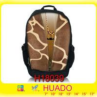 2015 New Animal skin Design 15.6 inch Hp laptop backpack