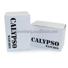 Manufacturer custom watches paper box