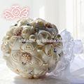 regalos hechos a mano de la decoración de la boda de alambre y la flor del grano decoraciones