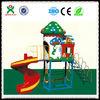 High quality animal theme fiberglass playground equipment fiberglass slide playground price children fiberglass slide QX-070E