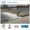 rubber control bladder air-filling rubber dam