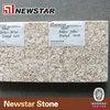 Newstar beige granite flamed brushed