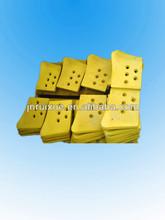 shantui sd22 bulldozer cutting edge end bit 150-70-21356 jining machine parts