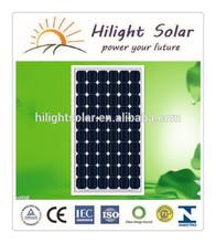 Hot Sale High Efficiency 245w 30v Monocrystalline Silicon Solar Panel Module With Ce,Tuv,Iec,Cec,Iso,Inmetro Certificates