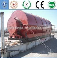 2014 coal to diesel pyrolysis machine