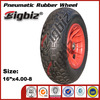 ISO9001:2008 solid rubber wheel 4.00-8, rubber wheel 4.00-8
