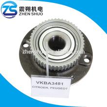 wheel hub bearing unit VKBA3481 for CITROEN SAXO rear axle