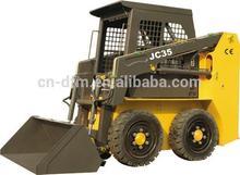 NEW Dongfeng skid steer loader JC35/skid steer loader attachments