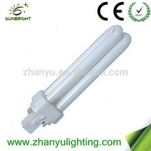 PLC 2u 18w energy saving bulbs lighting cfl lamp