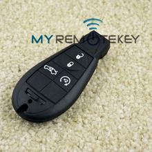 Popular product with low price smart key 434mhz for Chrysle Jep Dodg lochsmith fobik key