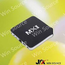 Vissontech MXII dual core android tv box free sex movies