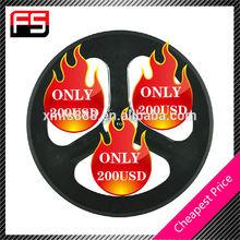 50% off!!! Carbon Tri-spokes Rim,Road 3 Spoke Wheel for racing bike and track bike