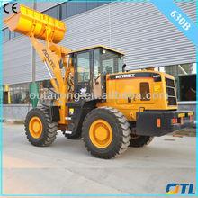 3ton modern Heavy Construction Equipment,630B,Front End Wheel Loader,2.5cbm bucketm,Chinese Hydraulic backhoe