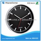 (M2412C) aluminum wall clock hk online shopping
