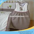inverno baby saco de dormir de algodão confortável oeke auditoria roupa do bebê menino