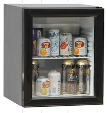 Beverage display fridge ce approve