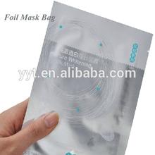 wholesale aluminum foil bags for facial mask