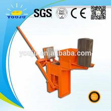 LY2-40 hand press clay brick making machine in Sri Lanka Philippines Indonesia Malaysia Vietnam and Mongolia