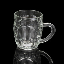 7cm drinking glass cup with handle handle wine glass cup glass wine cup
