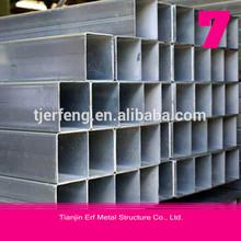 Tianjin Factory rectangular hollow section rectangular tube with good price