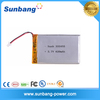 mini lipo battery 3.7v 620mah lithium polymer battery rechargeable battery