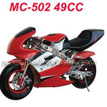 New design RED pocket bike wholesale