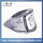 souvenir fashion brass ring
