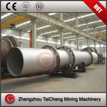 Lastest coal dust rotary dryer unit price from taicheng