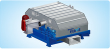 Paper Machine ZNG Series High Speed Pulp Washe, waste paper recycling equipment
