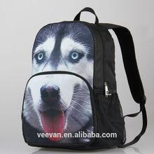 2014 Fashionable Cute kids zoo animal backpack
