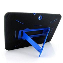 7 inch Tablet Case For Samsung Galaxy Tab 2 7.0 Heavy Duty Hard Armor Hybrid Kickstand Case Cover