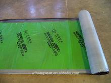 High density cross laminated polyethylene Adhesive Waterproof Membrane