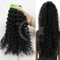 Factory direct wholesale unprocessed virgin russian Jerry curl hair virgin russian darling hair