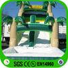 EXW playground inflatable tree slip and slide bouncer dry slide