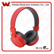 Colorful headphone headset earphone with handfree for PC MP3 MP4 iPhone Mobile phone welcome OEM