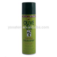 Organic Olive Hair Oil/Nourishing Sheen Spray 472ml