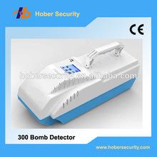 Alta calidad portátil envío y Detector de mano Detector de para explosivos